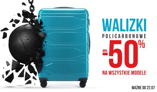 walizki high quality -50%