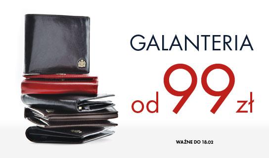 Galanteria od 99 zł