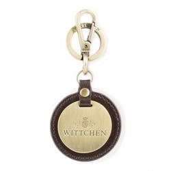 Kulcstartó, arany színű - barna, 03-2B-002-Z4, Fénykép 1