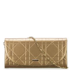 Női estélyi táska, Arany, 91-4Y-603-G, Fénykép 1