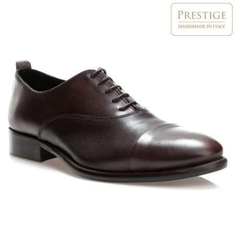 Férfi cipő, barna, 84-M-051-1-44, Fénykép 1