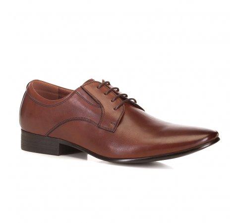 Férfi cipő, barna, 88-M-935-4-44, Fénykép 1