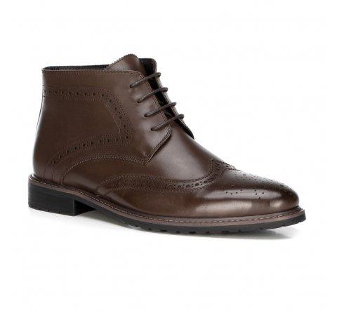 Férfi cipő, barna, 89-M-920-4-40, Fénykép 1