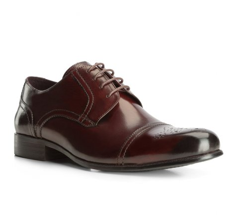 Férfi cipő, barna, 83-M-800-1-40, Fénykép 1