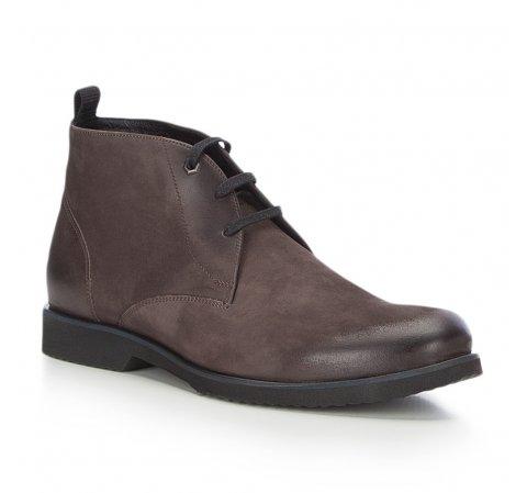Férfi cipő, barna, 87-M-604-7-40, Fénykép 1