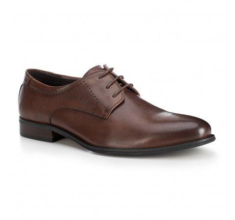 Férfi cipő, barna, 88-M-814-1-44, Fénykép 1