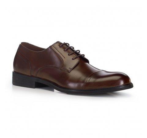 Férfi cipő, barna, 88-M-927-1-41, Fénykép 1