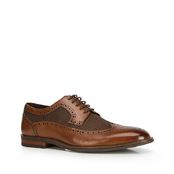 Férfi cipő, barna, 90-M-509-5-40, Fénykép 1
