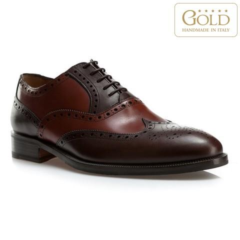 Férfi cipő, barna, BM-B-582-4-39, Fénykép 1