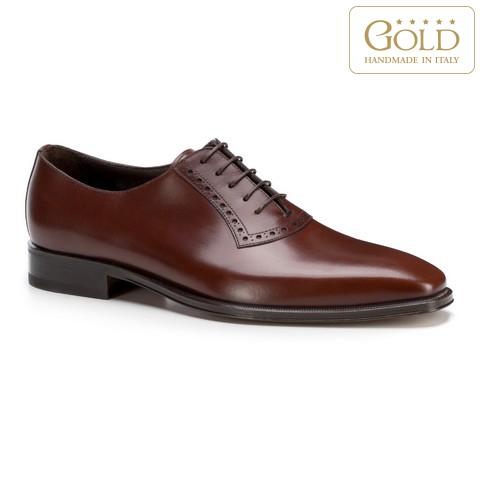 Férfi cipő, barna, BM-B-587-5-45_5, Fénykép 1