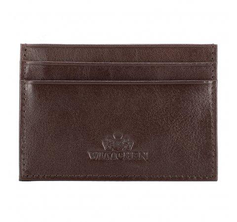 Bankkártya tartók, barna, 21-2-038-1, Fénykép 1