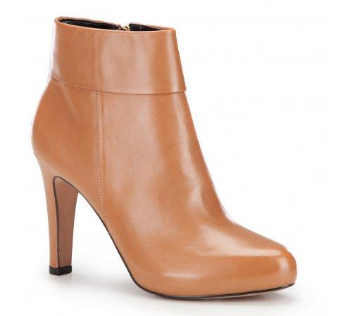 Női cipő, barna, 87-D-751-5-39, Fénykép 1