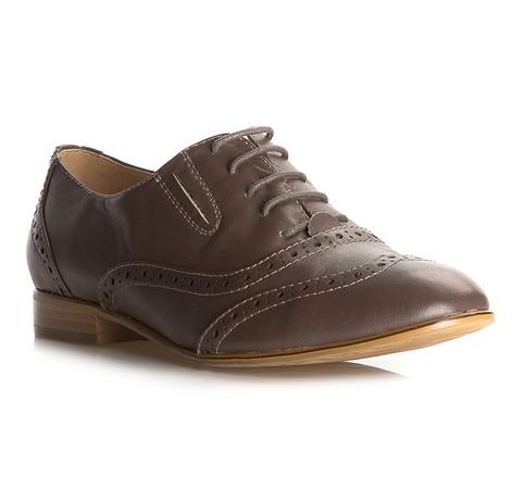 Női cipő, barna, 81-D-508-8-36, Fénykép 1