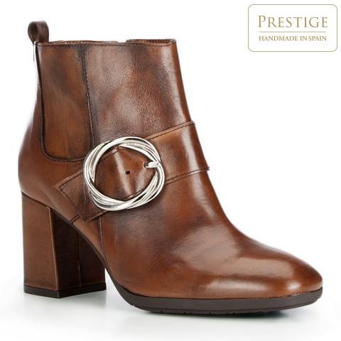 Női cipő, barna, 87-D-462-5-35, Fénykép 1