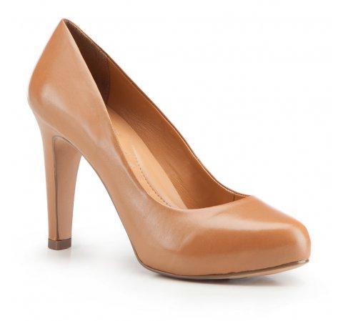 Női cipő, barna, 87-D-753-1-40, Fénykép 1