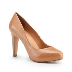 Női cipő, barna, 87-D-753-5-40, Fénykép 1