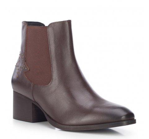 Női cipő, barna, 87-D-854-4-35, Fénykép 1