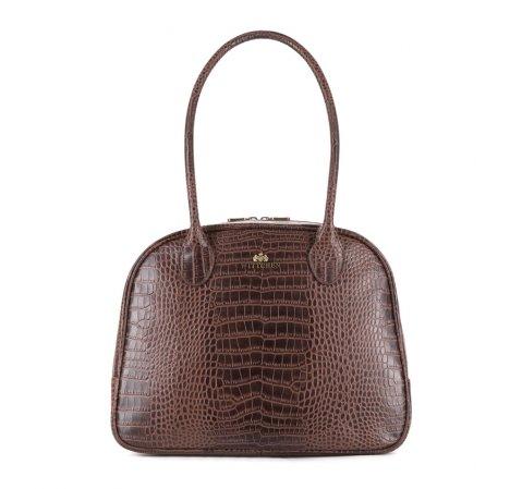 Női táska, barna, 15-4-376-4, Fénykép 1