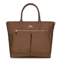 Női táska, barna, 88-4E-218-4, Fénykép 1