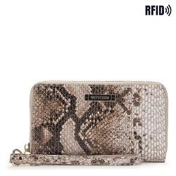 Brieftasche, beige-braun, 26-1W-428-9P, Bild 1