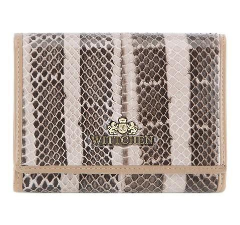 Portemonnaie, beige-braun, 19-1-070-B, Bild 1