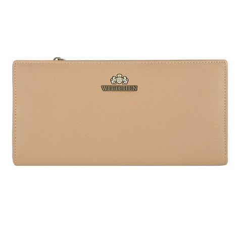 Damen-Geldbeutel, beige, 13-1-500-B, Bild 1