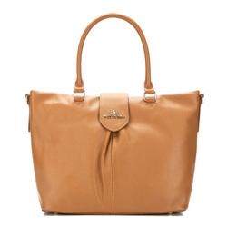 Damen Handtasche, beige, 87-4E-206-9, Bild 1
