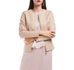 Damenjacke, beige, 84-9P-102-0-XL, Bild 1