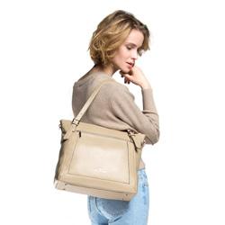 Damentasche, beige, 86-4E-441-9, Bild 1