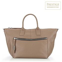 Einkaufstasche, beige, 87-4E-018-9, Bild 1