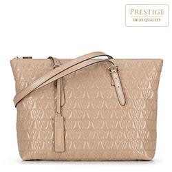 Einkaufstasche, beige, 90-4E-615-9, Bild 1