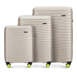 Gepäcksatz, beige, 56-3A-45S-88, Bild 1
