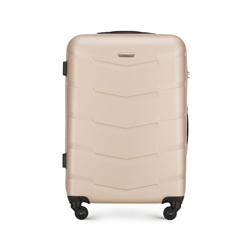 Mittlerer Koffer, beige, 56-3A-402-86, Bild 1