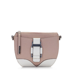 Damentasche, beige-weiß, 86-4E-007-X02, Bild 1