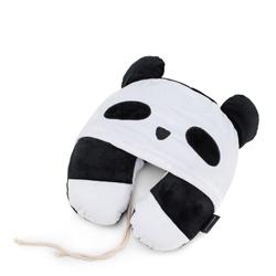 Дорожная подушка, бело-черный, 56-30-041-E, Фотография 1