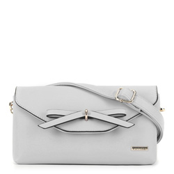 Шоудлер сумка, белый, 90-4Y-761-0, Фотография 1