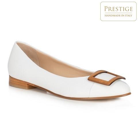 Обувь женская, белый, 90-D-103-0-38_5, Фотография 1