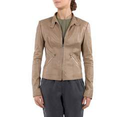 Куртка женская, бежевый, 80-09-906-6-L, Фотография 1