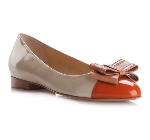 Обувь женская, бежевый, 78-D-109-7-36_5, Фотография 1