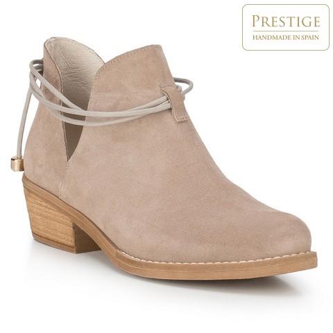 Обувь женская, бежевый, 88-D-461-8-40, Фотография 1