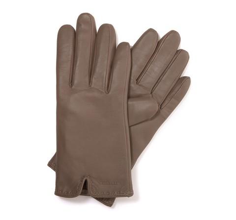 Перчатки женские, бежевый, 39-6-213-BM-S, Фотография 1