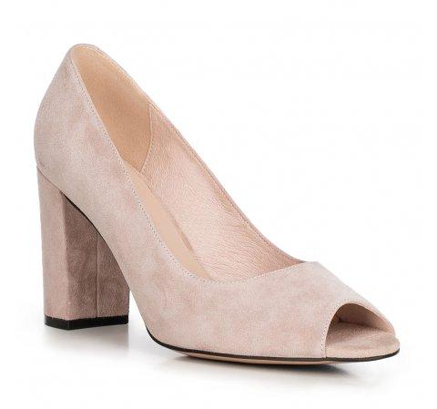 Обувь женская, бежевый, 90-D-959-3-36, Фотография 1