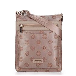 Dámská kabelka, béžová, 29-4L-301-9, Obrázek 1