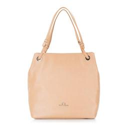 Dámská kabelka, béžová, 86-4E-402-9, Obrázek 1