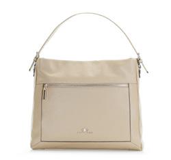 Dámská kabelka, béžová, 86-4E-442-9, Obrázek 1