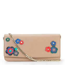 Dámská kabelka, béžová, 87-4E-213-9, Obrázek 1
