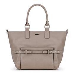 dámská kabelka, béžová, 87-4Y-727-9, Obrázek 1