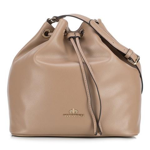 Dámská kabelka, béžová, 88-4E-417-7, Obrázek 1