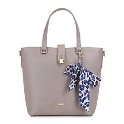 Dámská kabelka, béžová, 89-4Y-607-9, Obrázek 1