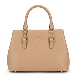 Dámská kabelka, béžová, 90-4E-609-9, Obrázek 1